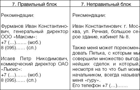 резюме образец для устройства на работу администратором