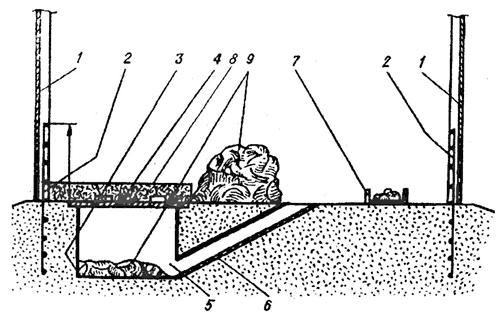 Как построить сарай для нутрий своими руками 52